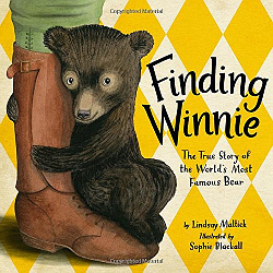 Cover of Finding Winnie: The True Story of the World's Most Famous Bear--2016 Caldecott Medal winner