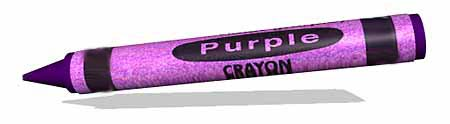 Logo: Writing Children's Books, Illustrating Children's Books, and Publishing Children's Books: The Purple Crayon